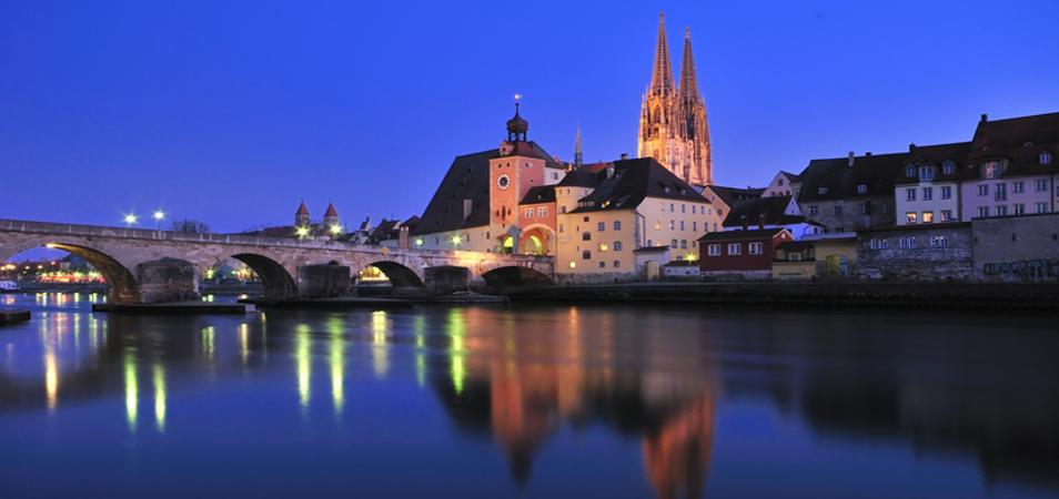 Weltkulturerbe Stadt Regensburg - Fischerhof Bleier