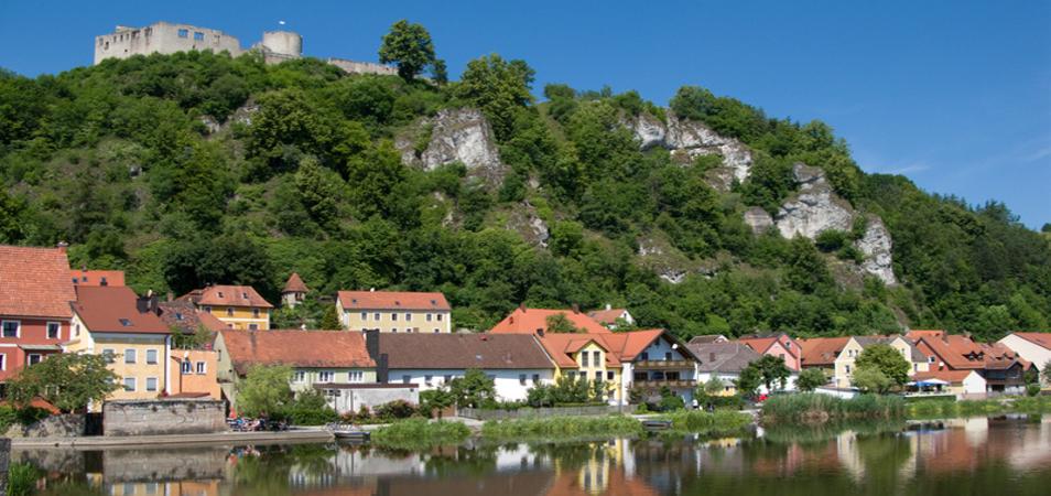 Wandern Kallmünz Fischerhof